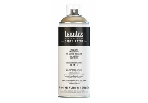 Liquitex Acrylverf spuitbus 400ml Iridescent Gold