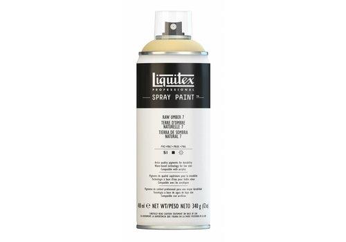 Liquitex Acrylverf spuitbus 400ml Raw Umber 7
