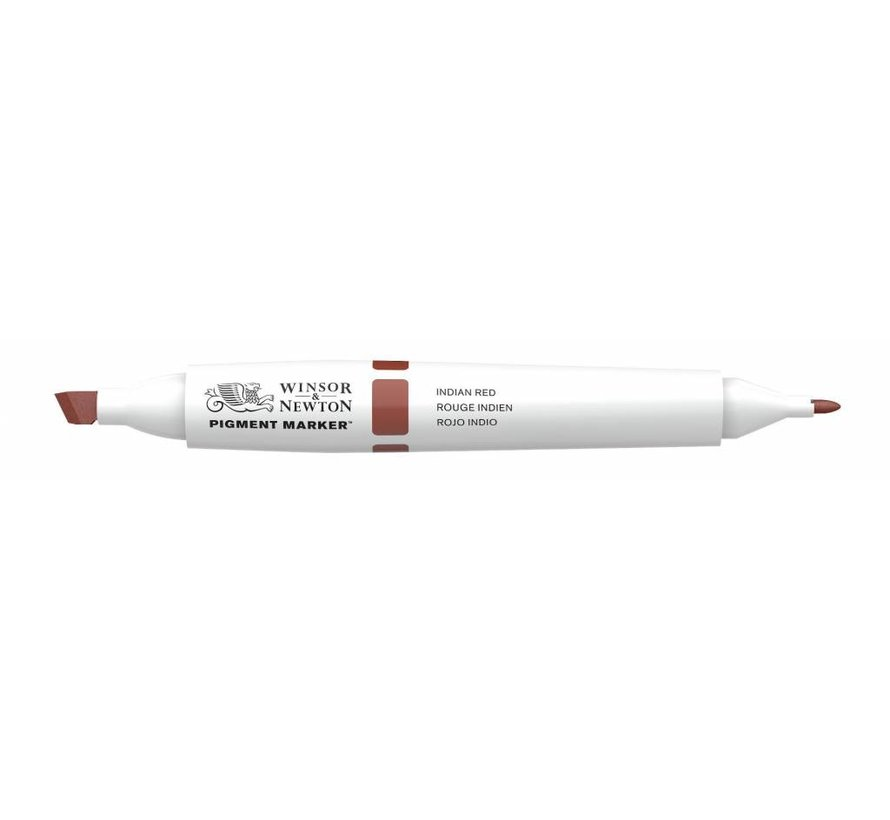 Pigment Marker Indian Red