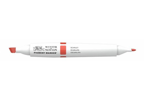 Winsor & Newton Pigment Marker Scarlet