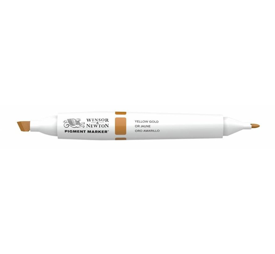 Pigment Marker Yellow Gold