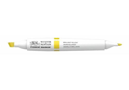 Winsor & Newton Pigment Marker Brilliant Yellow