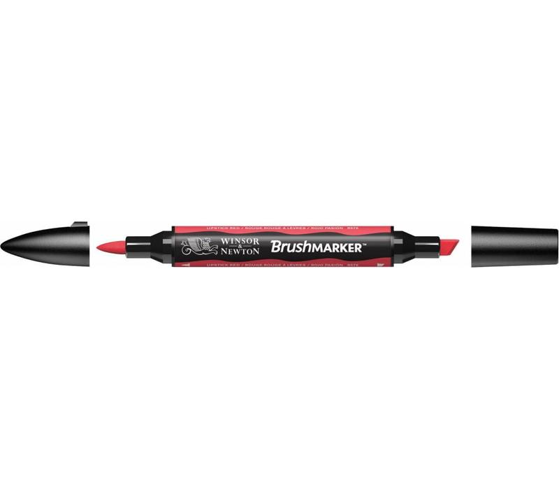 Brushmarker Lipstick Red