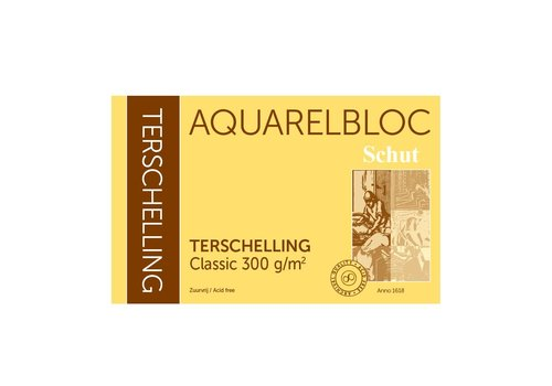 Schut Schut Terschelling Classic 300gr postcard