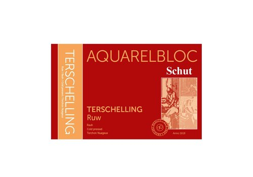 Schut Schut Terschelling Ruw 300gr 18x24cm
