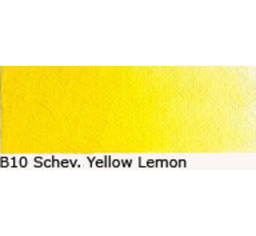 Scheveningen olieverf 40ml schev. yellow lemon B10