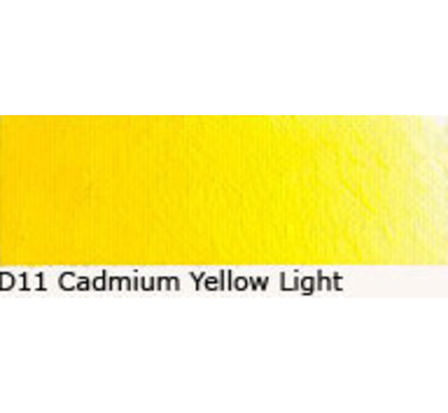 Scheveningen olieverf 40ml cadmium yellow light D11