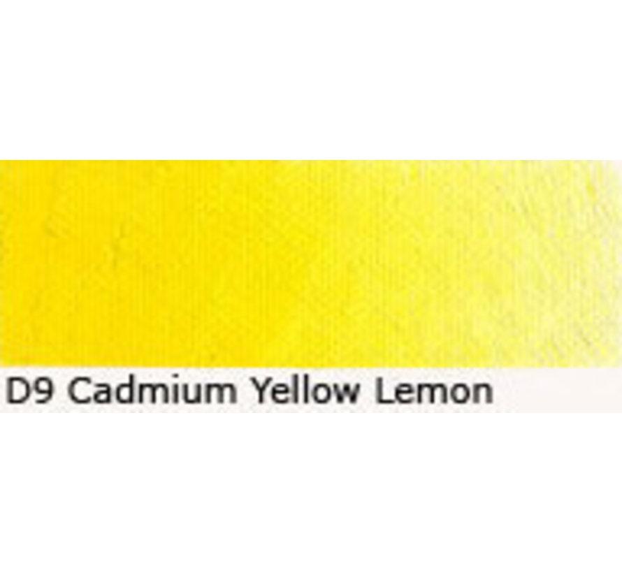 Scheveningen olieverf 40ml cadmium yellow  lemon D9