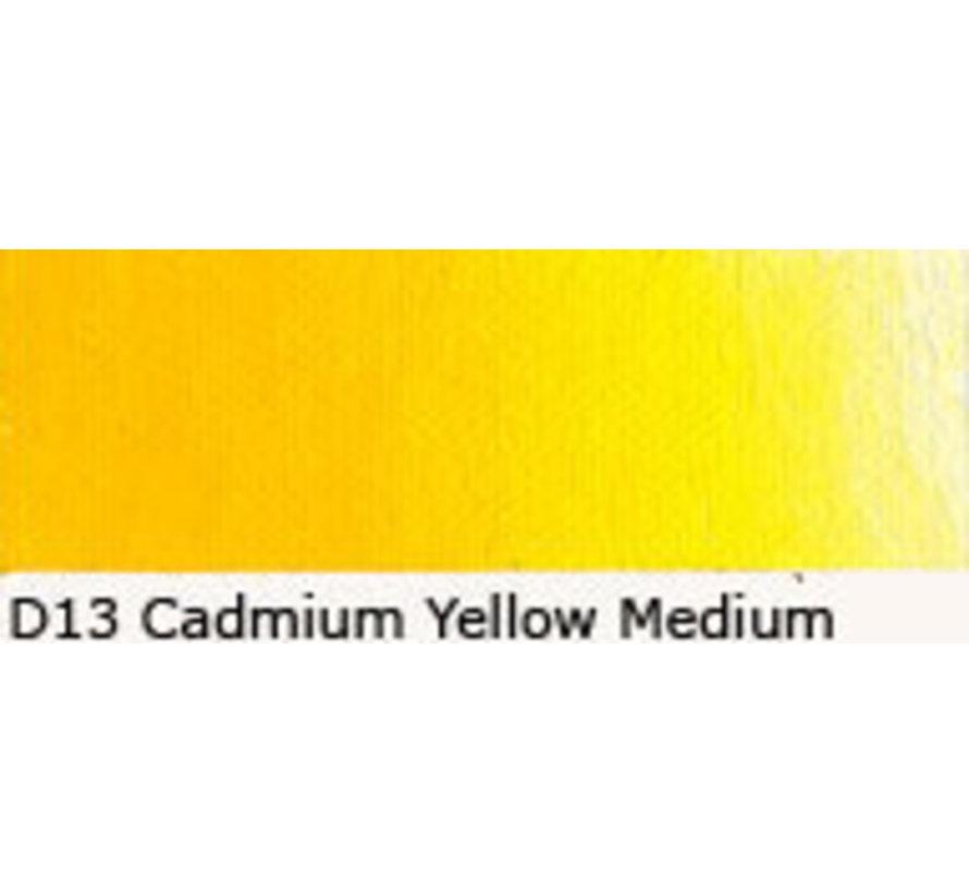 Scheveningen olieverf 40ml cadmium yellow  medium D13