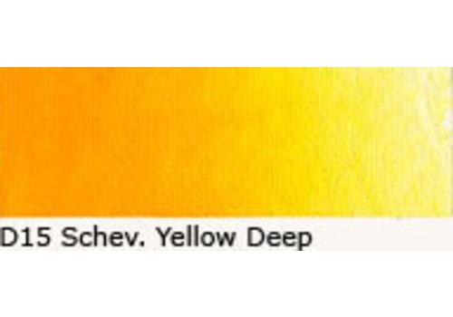 Oud Holland Scheveningen olieverf 40ml schev. yellow deep
