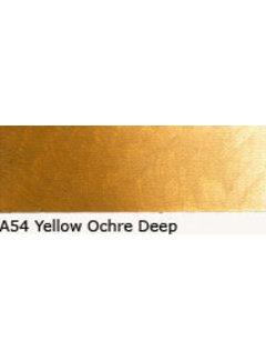 Oud Holland Scheveningen olieverf 40ml yellow ochre deep
