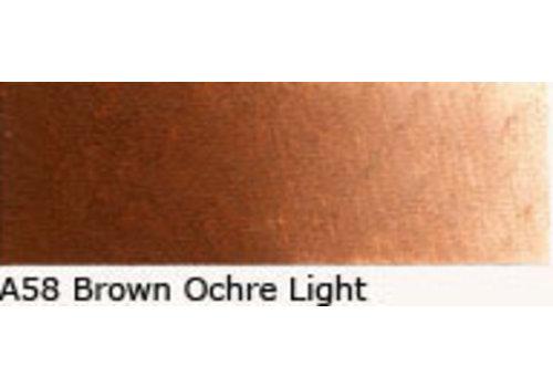 Oud Holland Scheveningen olieverf 40ml brown ochre light