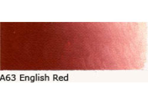 Oud Holland Scheveningen olieverf 40ml english red