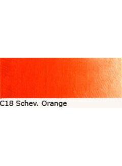 Oud Holland Scheveningen olieverf 40ml scheveningen orange C18