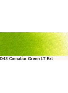 Oud Holland Scheveningen olieverf 40ml cinnabar green light ext.