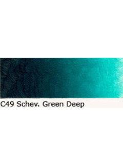 Oud Holland Scheveningen olieverf 40ml scheveningen green deep C49
