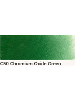 Oud Holland Scheveningen olieverf 40ml chromium oxide  green C50