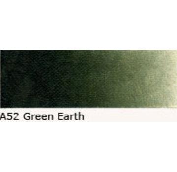 Oud Holland Scheveningen olieverf 40ml green earth