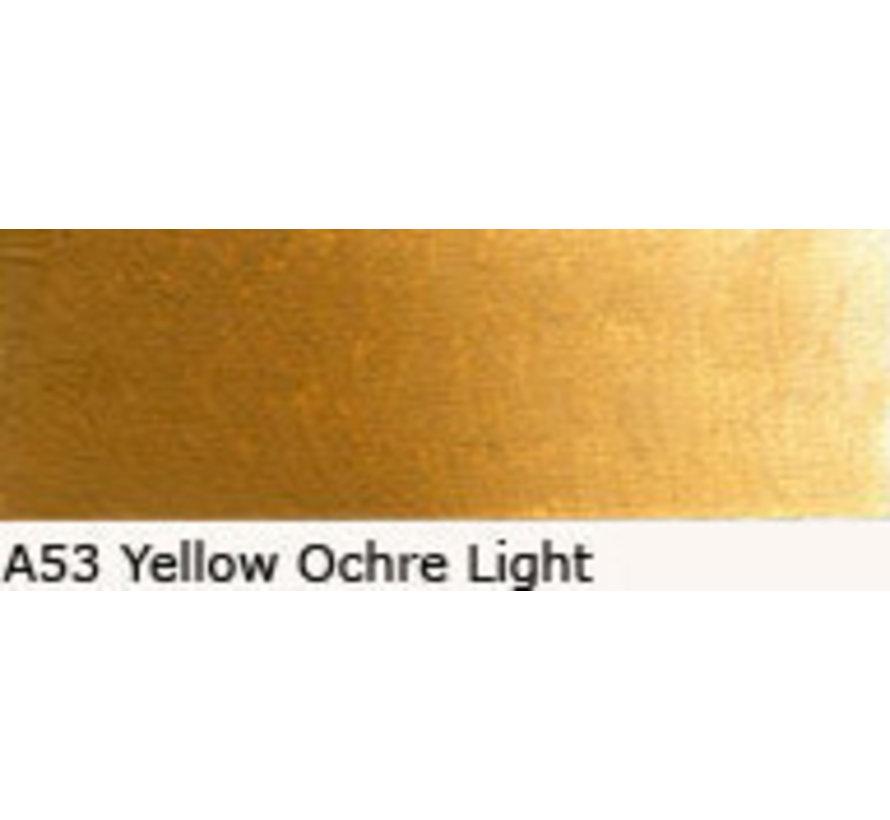 Scheveningen olieverf 40ml yellow ochre light A53