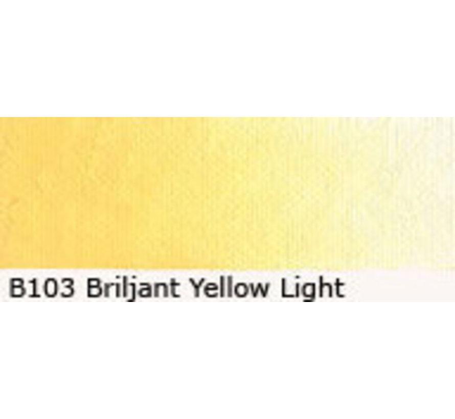 Scheveningen olieverf 40ml brilliant yellow light B103