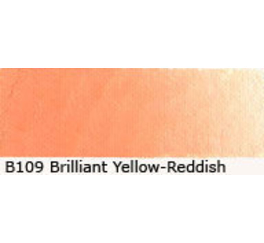 Scheveningen olieverf 40ml brilliant yellow-reddish B109