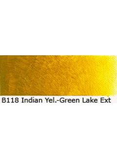 Oud Holland Scheveningen olieverf 40ml ind.yell.green lake extra B118