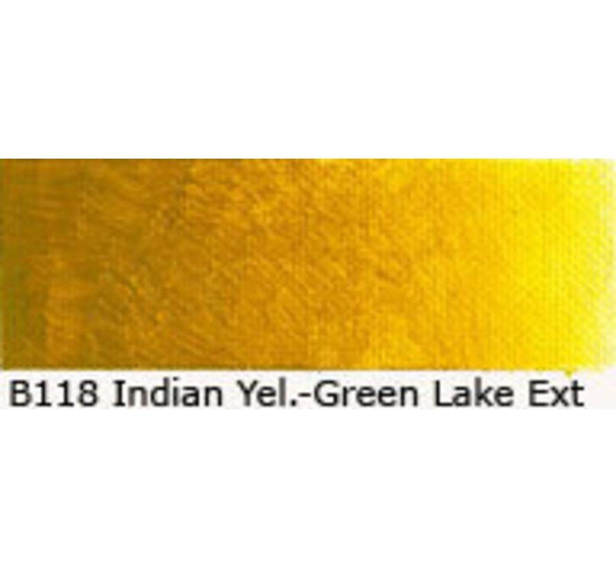 Scheveningen olieverf 40ml ind.yell.green lake extra B118