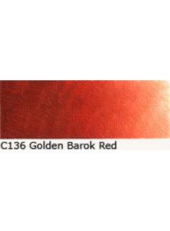 Oud Holland Scheveningen olieverf 40ml golden barok red C136