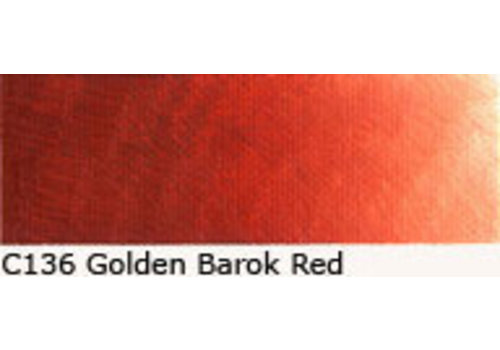 Oud Holland Scheveningen olieverf 40ml golden barok red