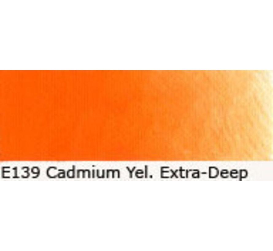 Scheveningen olieverf 40ml cadmium yellow extra deep E139