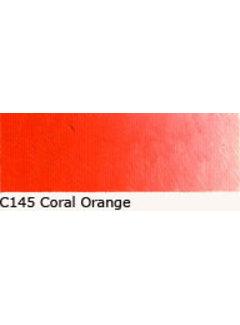Oud Holland Scheveningen olieverf 40ml coral orange