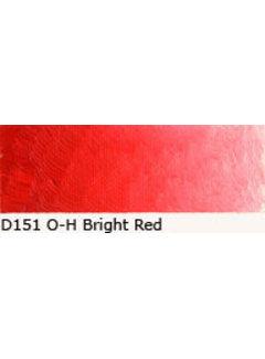 Oud Holland Scheveningen olieverf 40ml old holland bright red