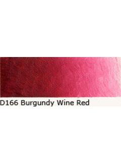 Oud Holland Scheveningen olieverf 40ml burgundy wine red D166