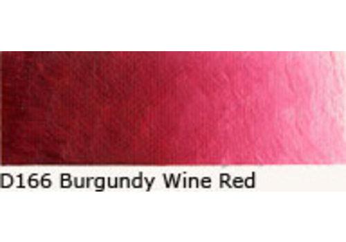 Oud Holland Scheveningen olieverf 40ml burgundy wine red