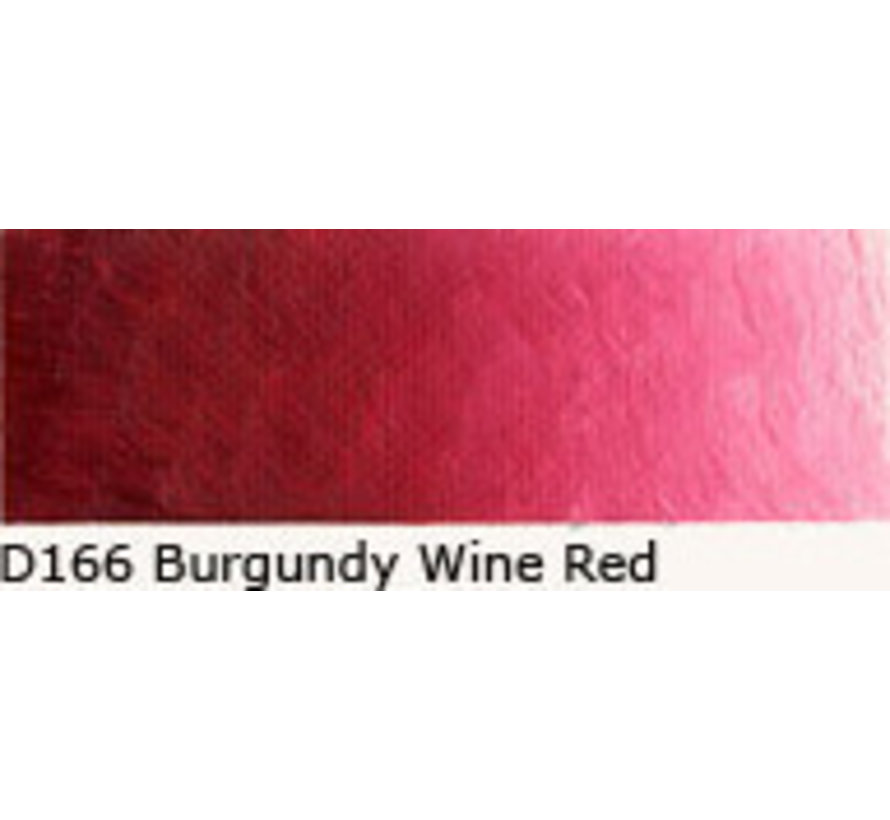 Scheveningen olieverf 40ml burgundy wine red D166