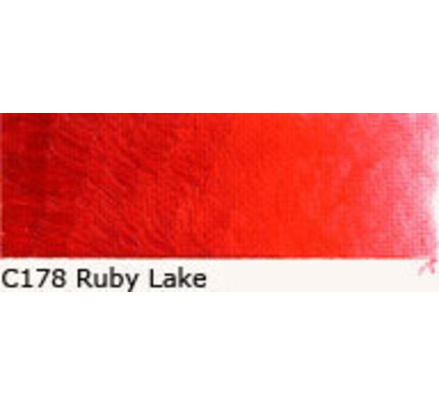 Scheveningen olieverf 40ml ruby lake C178