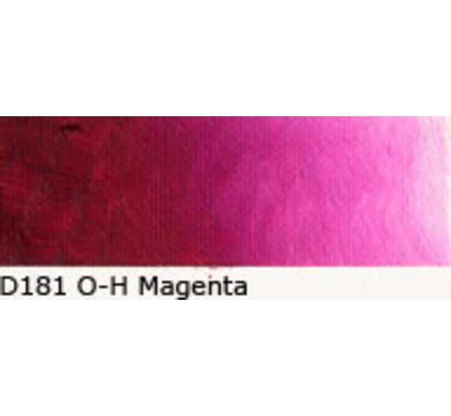 Scheveningen olieverf 40ml old holland magenta D181