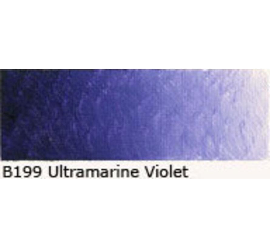 Scheveningen olieverf 40ml ultramarine violet B199