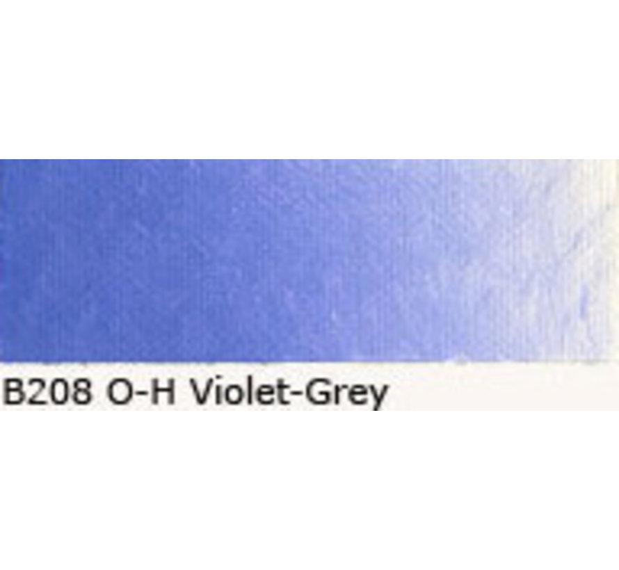 Scheveningen olieverf 40ml old holland violet grey B208