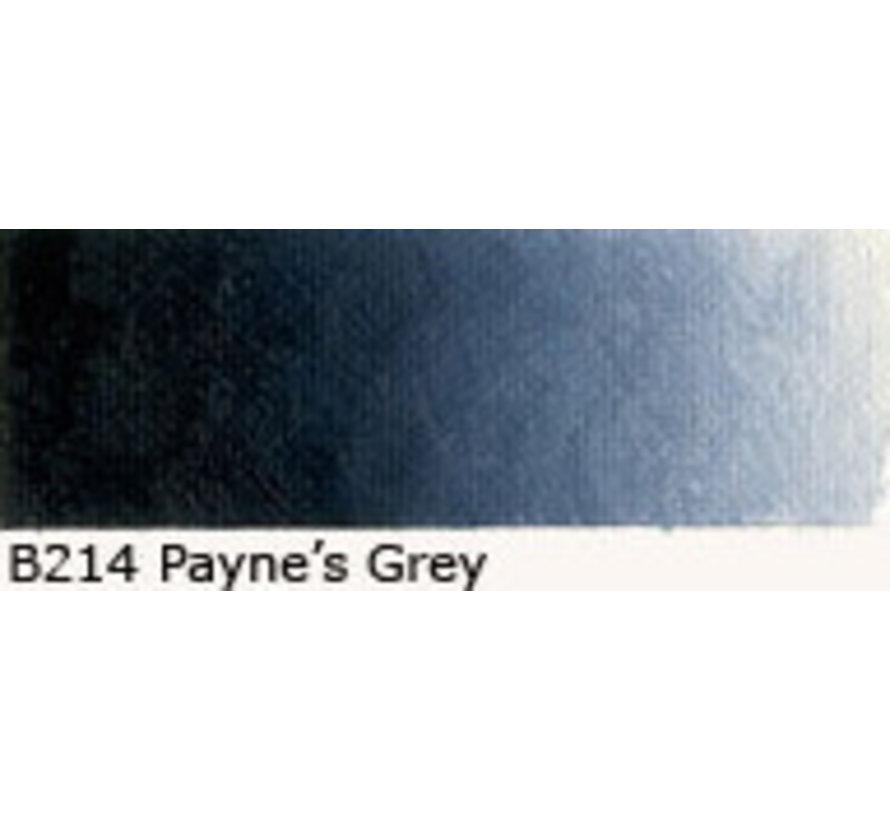 Scheveningen olieverf 40ml payne's grey B214