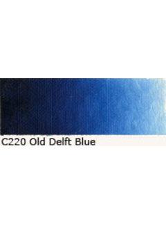 Oud Holland Scheveningen olieverf 40ml old delft blue C220