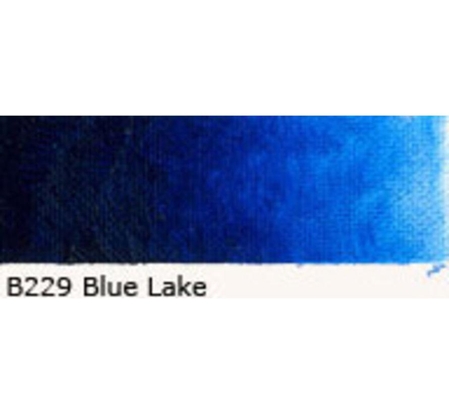 Scheveningen olieverf 40ml blue lake B229