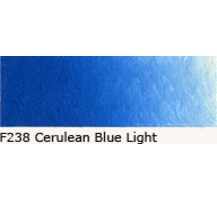 Scheveningen olieverf 40ml cerulean blue light F238
