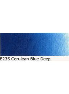Oud Holland Scheveningen olieverf 40ml cerulean blue deep E235