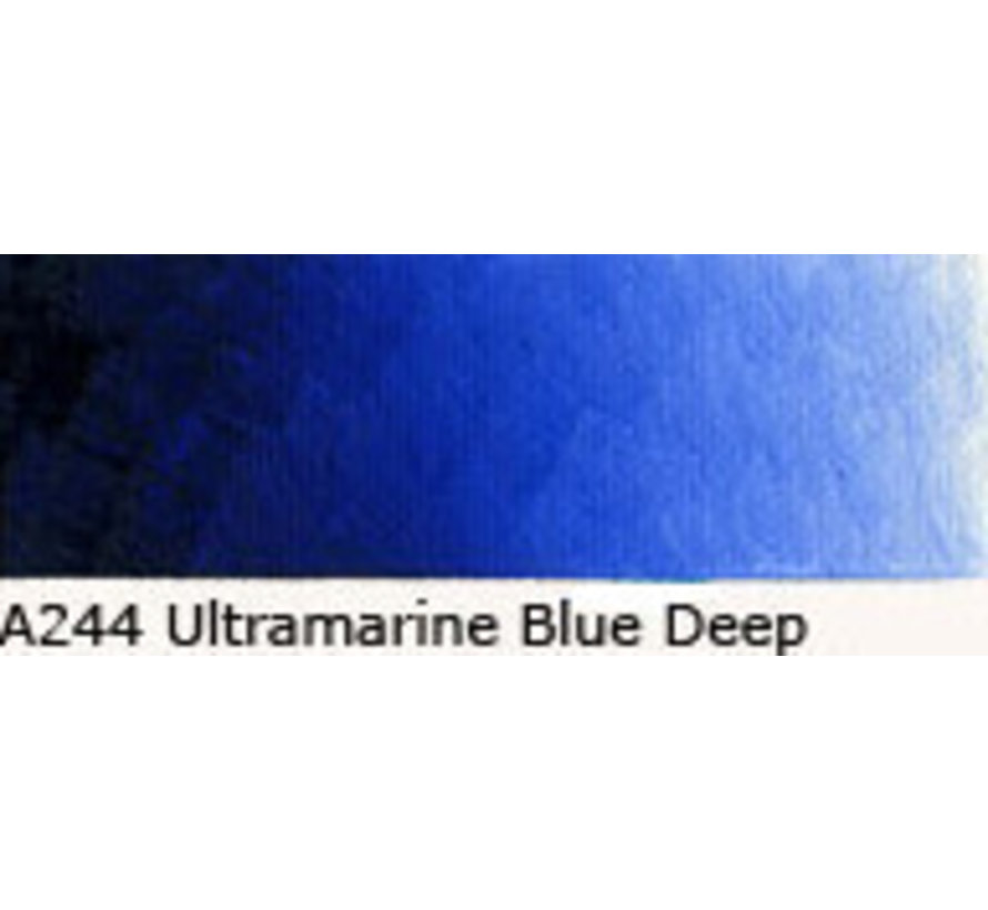 Scheveningen olieverf 40ml ultramarine blue deep A244