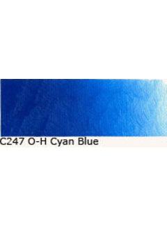 Oud Holland Scheveningen olieverf 40ml old holland cyan blue C247