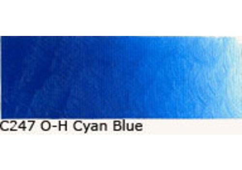 Oud Holland Scheveningen olieverf 40ml old holland cyan blue