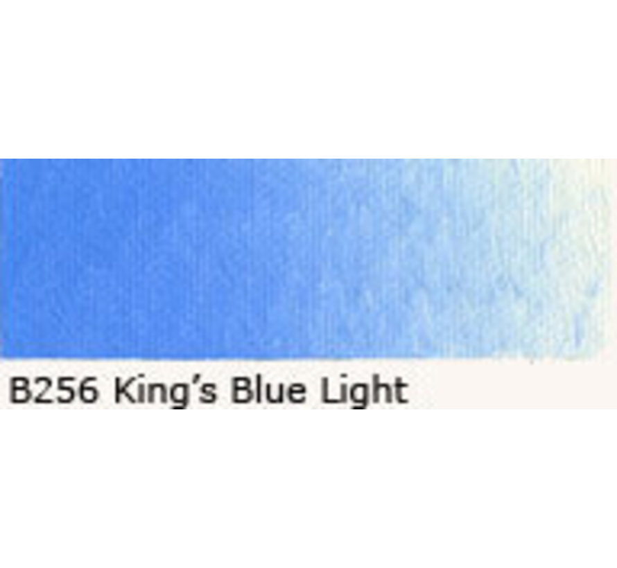 Scheveningen olieverf 40ml king's blue light B256