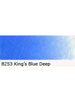 Oud Holland Scheveningen olieverf 40ml king's blue deep B253