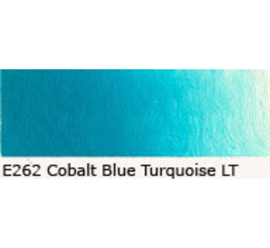 Scheveningen olieverf 40ml cobalt blue turq. light E262